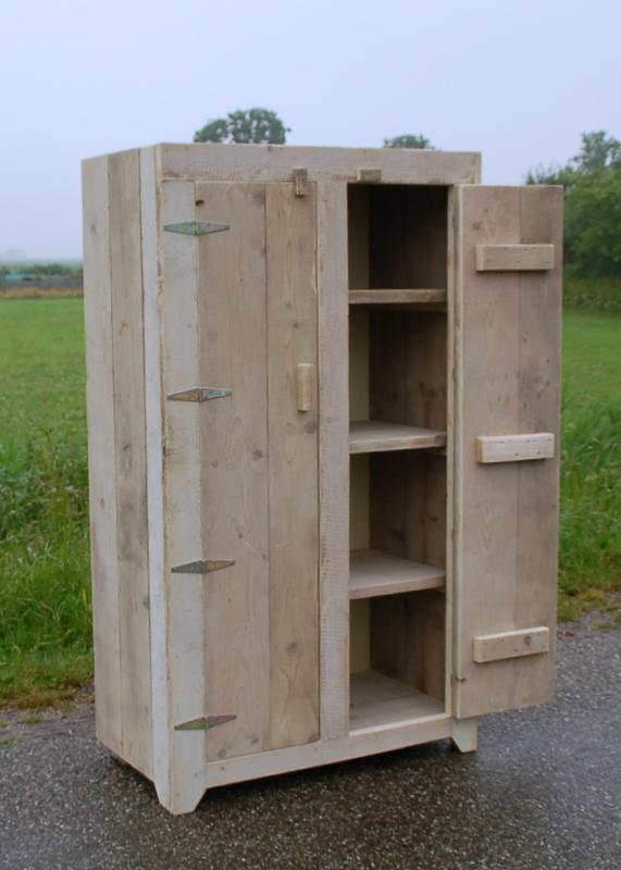 steigerhouten-2-deurs-kast-lije-1