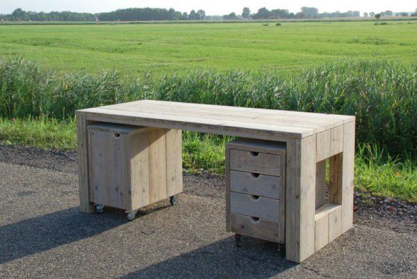 steigerhouten bureau bouwesleat